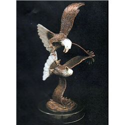 Bronze Sculpture - Rapture by Deniz