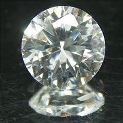 EGL Certified 1.75 ctw Diamond Loose 1 Round I1, G