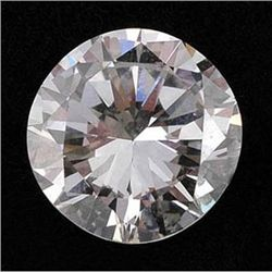 GIA Certified 0.90 ctw Round Brilliant Diamond, VS1, G