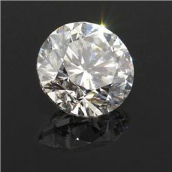 Diamond EGL Cert. ID: 3107241422 Round 2.12 ctw H, VS1