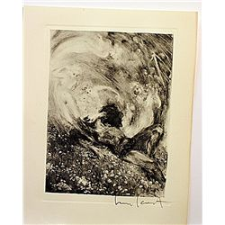 Museum Quality Original Pencil Signed Icart Lithograph