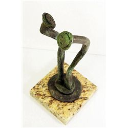 Max Ernst  Original, limited Edition Bronze - Twin Soul