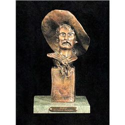 Bronze Sculpture - Sergeant by F. Remington