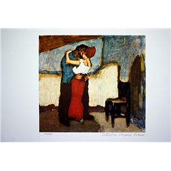 Picasso Limited Edition - The Embrace - from Collection Domaine Picasso