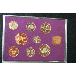 1970 Coinage of Great Britain and Northern Ireland Set; The Royal Mint