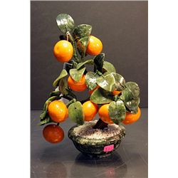 Siberian Jade  Tangerine Tree 