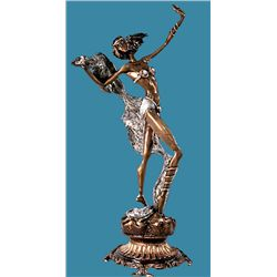 Egyptian Dancer - Limited Edition Bronze by Sergey