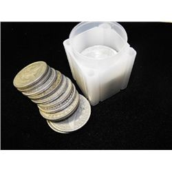 Roll of 20 Morgan Silver Dollars-