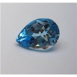33.90 ct. Pear Shape Topaz Gemstone