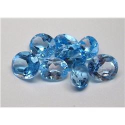 29.45 tcw Topaz Gem Lot
