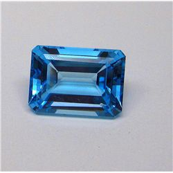 19.35 ct. Rectangle Topaz Gemstone