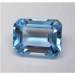 19.55 ct. Rectangle Topaz Gemstone