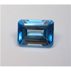 19.85 ct. Rectangle Topaz Gemstone