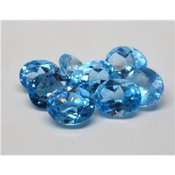 29.60 tcw Topaz Gem Lot