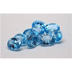 29.61 ct Topaz Gemstone Parcel