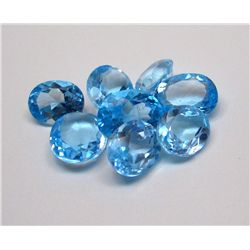 32.05 ct. Topaz Gemstone Parcel