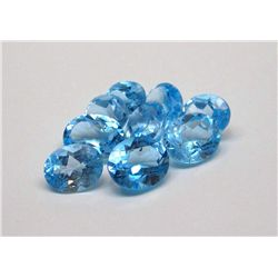 29.74 tcw Topaz Gem Lot