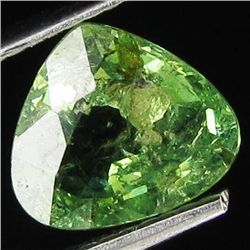 1.82ct Pear Leaf Green Demantoid Garnet (GEM-29312)