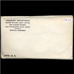 1970 US Mint Coin Set UNOPENED (COI-2970)
