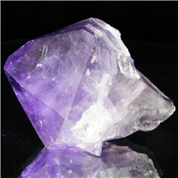 410ct Large Purple Amethyst Single Crystal (MIN-001350)