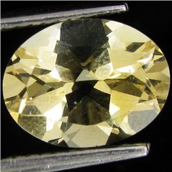 2ct. Oval Natural Citrine Gem 8x10mm (GMR-0135)