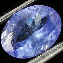 0.83ct Top Color Tanzanite Oval (GEM-38859)