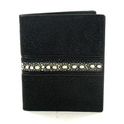 Mens Stingray Hide Wallet (ACT-312)
