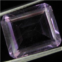 6.3ct Clean Pink Topaz Emerald (GEM-39547)
