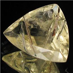 15.50ct Faceted Golden Rutile Quartz (GEM-32054)