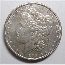 1893 Morgan $  XF/AU probably cleaned in past