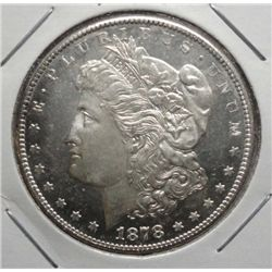 1878S Morgan $ MS63