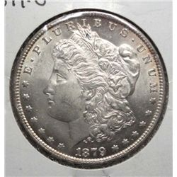 1879O Morgan $  MS63