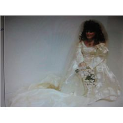 Princess Sarah Doll Dutchess of York in Bridal Gown.