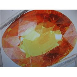 Fanta Orange 1.8 ctw. Spessartite Garnet