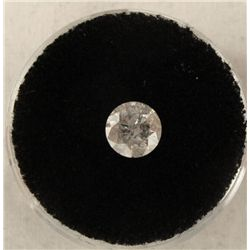 1.03 Carat White Diamond Grade H I-2 Clarity