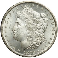 1879-CC GSA Morgan Dollar