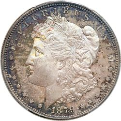 1879-S Morgan $1. Rev of 1878