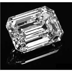Diamond GIA Cert.ID:2121796004 Emerald 1.01 ctw D, VS1