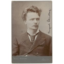 August Strindberg