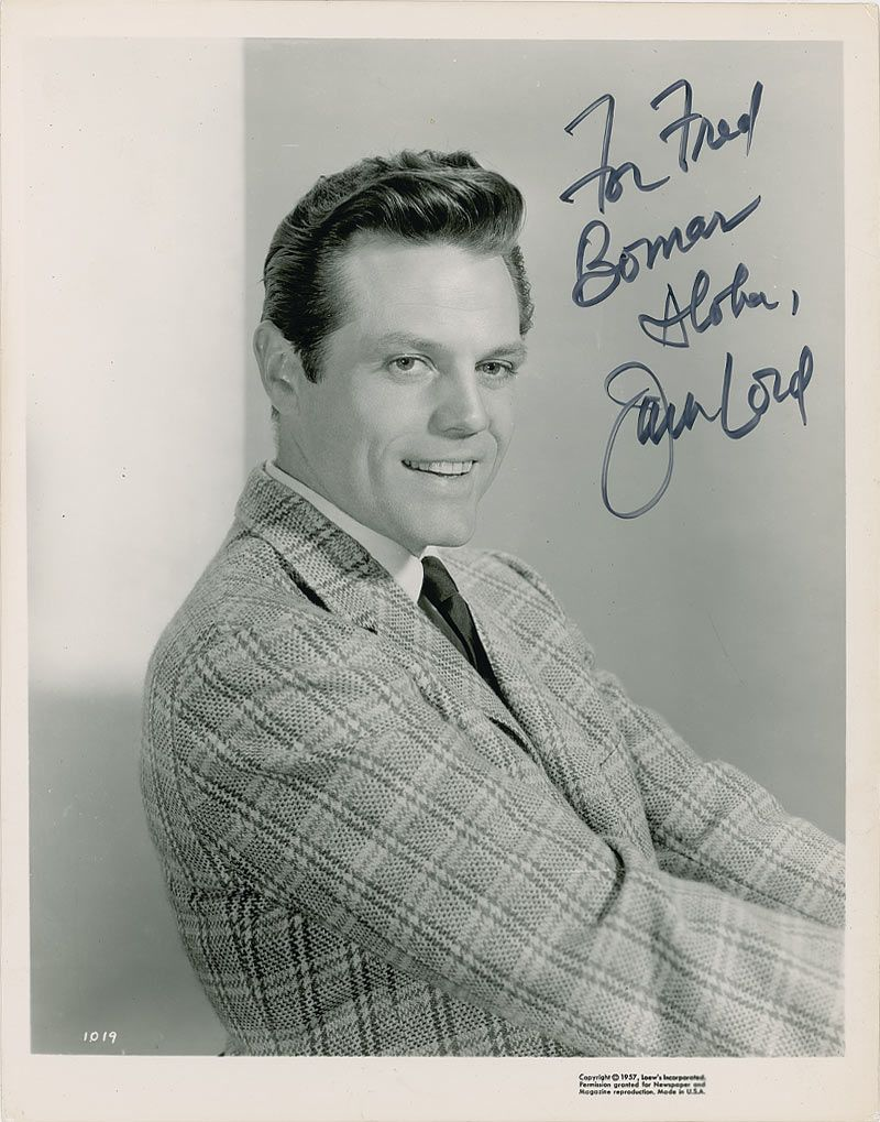 Jaymes was jack lord gay