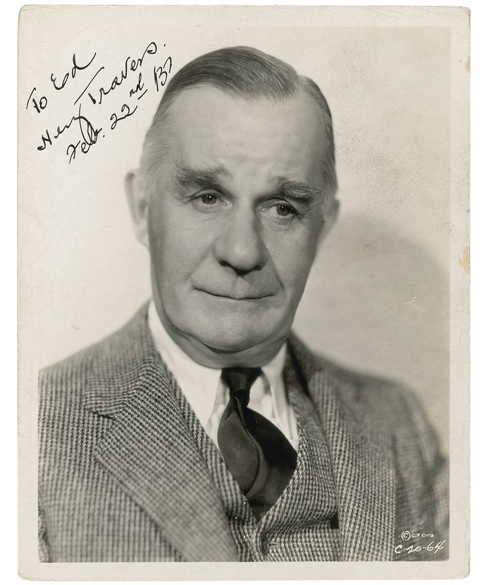 henry travers oxford