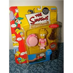THE SIMPSONS SUNDAY BEST LISA ACTION FIGURE