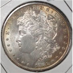 1882CC Morgan $  MS62/63