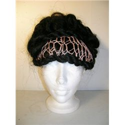 Lord Of The Rings Black Wig