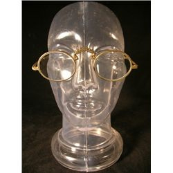 Addams Family Vintage Glasses