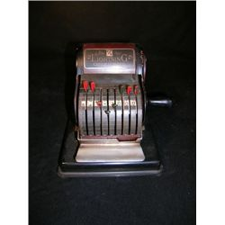 The Andy Griffith Show Vintage Check Writing Machine