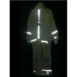 Emergency! Background Firefighters Outfit
