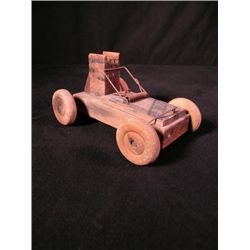 Original Little Rascals/Our Gang  Prop Wooden Toy Car