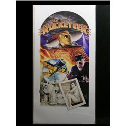 The Rocketeer Illustration
