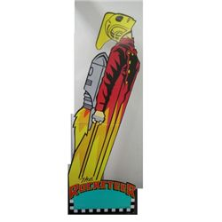 The Rocketeer Standee